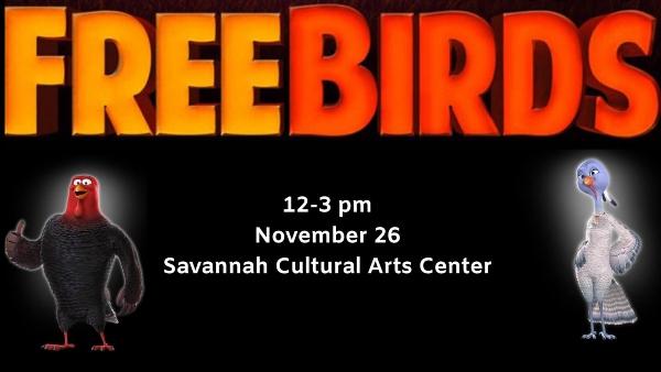 Free Freebird movie Savannah Matinee Savannah Cultural Center