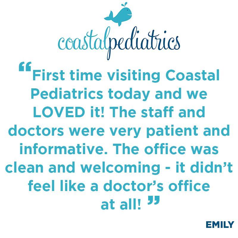 Coastal Pediatrics Savannah pediatricians doctors Pooler