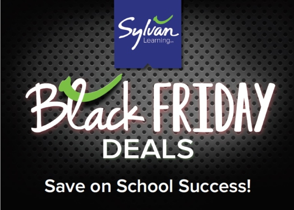 Sylvan Black Friday deals math tutoring Savannah Chatham County