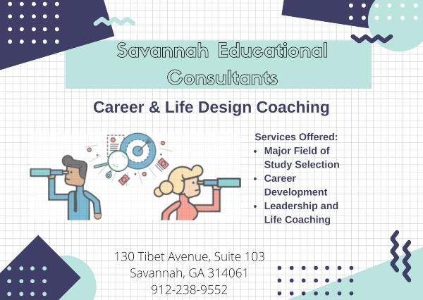 Career counseling Savannah