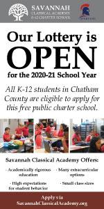 Savannah Classical Academy schools kindergarten