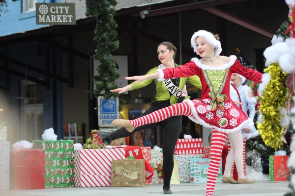 Christmas for Kids Savannah City Market Free