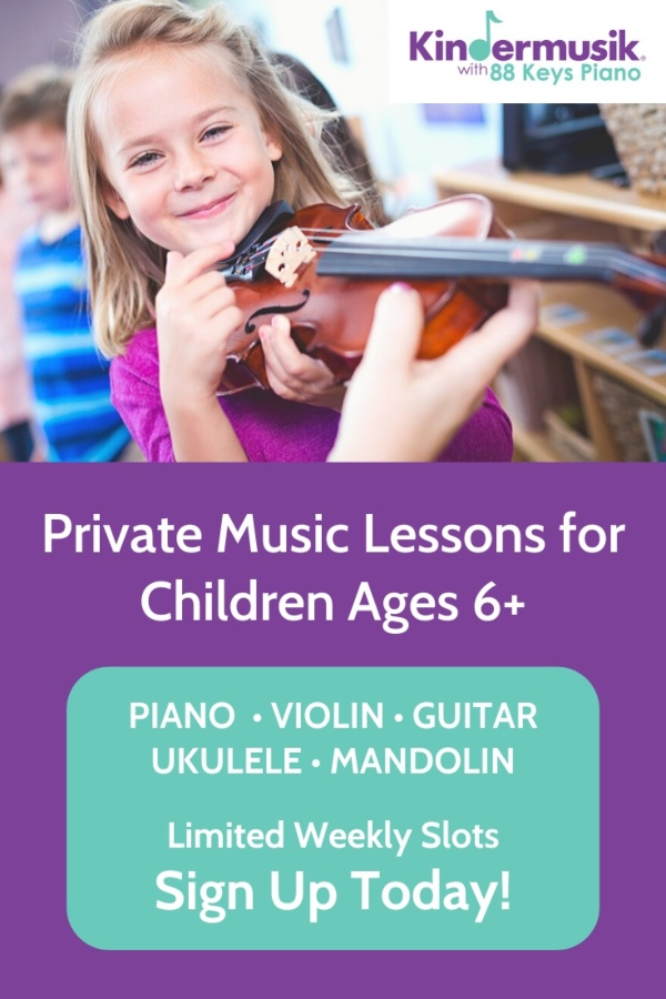private music lessons piano guitar ukulele mandolin violin