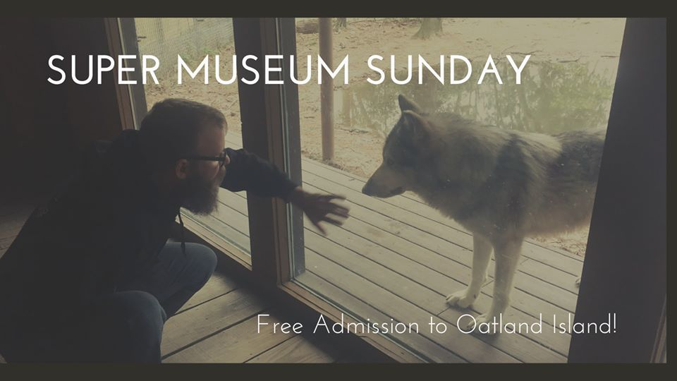 Super Museum Sunday Savannah 2020 Oatland Island