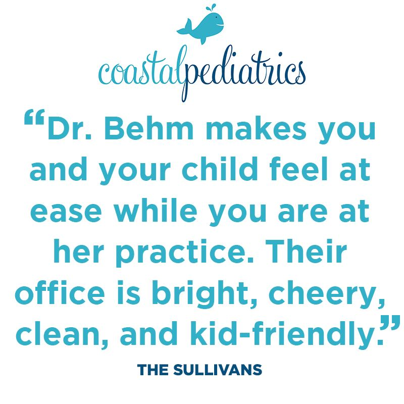Coastal Pediatrics Savannah pediatricians Pooler