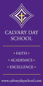 Calvary Day School preK kindergarten Savannah