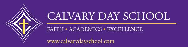 Savannah Schools private preK kindergarten Calvary Day School