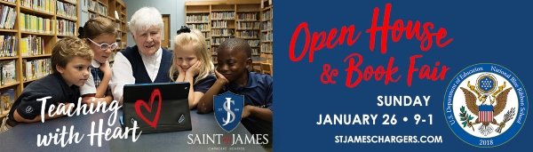 Savannah schools St. James Catholic School preK