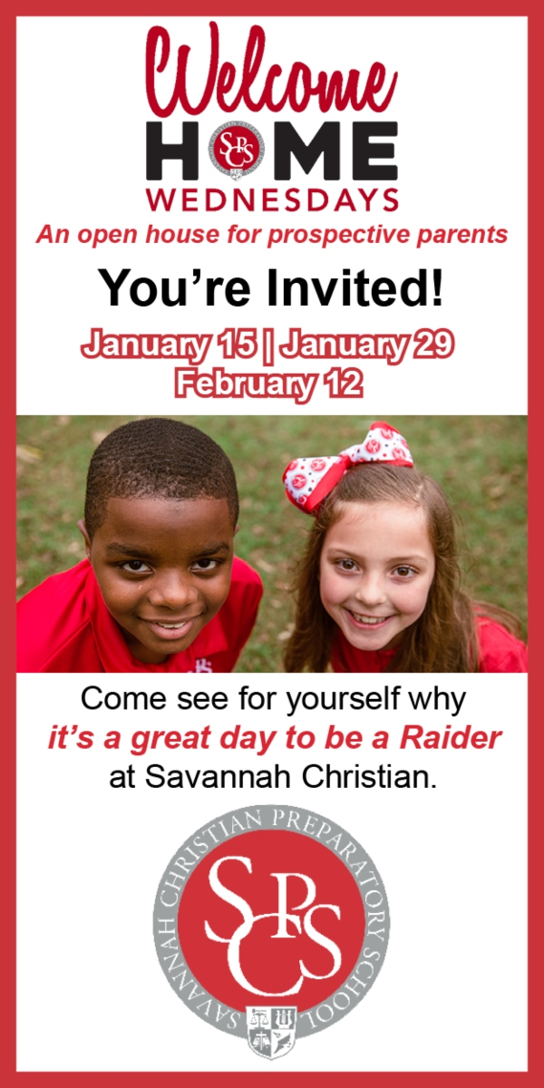 Savannah Christian Preparatory School SCPS Savannah schools private preK preschools