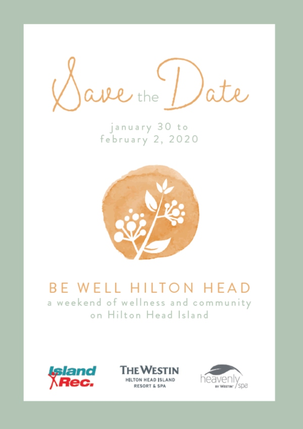 Be Well Hilton Head Wellness Festival 2020