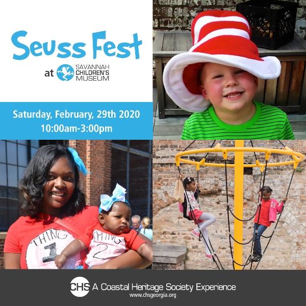 SeussFest 2020 Coastal Heritage Society