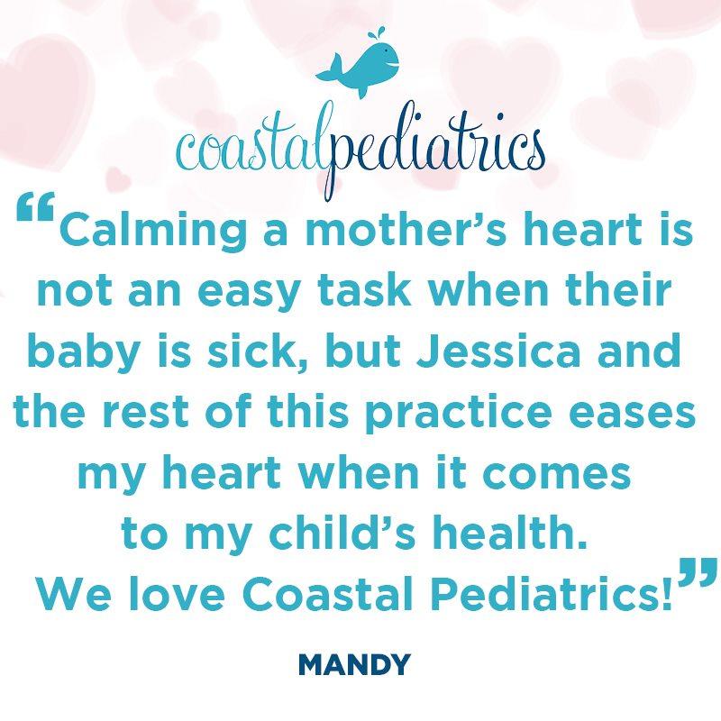 Savannah Pooler pediatricians Coastal Pediatrics
