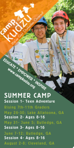 Camp Kudzu Diabetes Savannah Georgia 2020 Camps