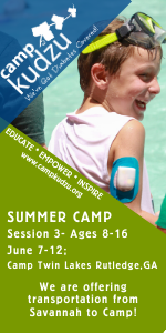 Camp Kudzu Summer Camp Georgia 2020 Diabetes kids