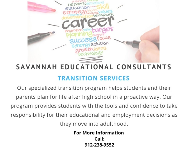 Savannah Educational Consultants Training Program