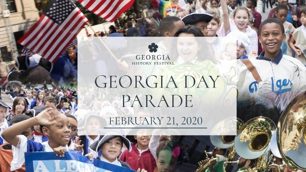 Georgia Day Parade Savannah 2020 free