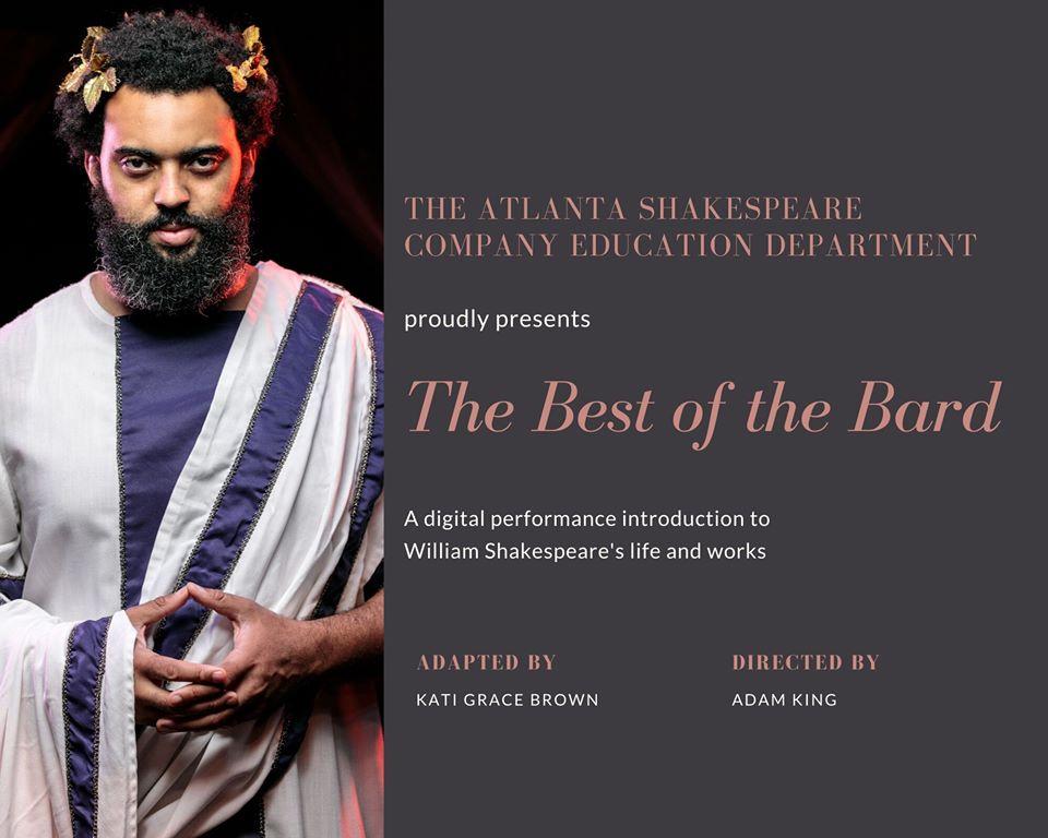 Atlanta Shakespeare free digital productions