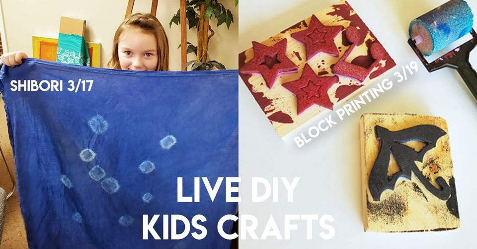 DIY Live Kids Crafts Free Savannah Moss Marsh
