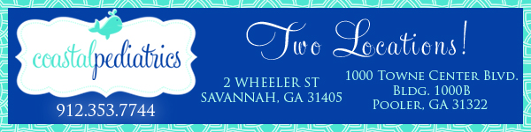 Coastal Pediatrics Savannah Pooler