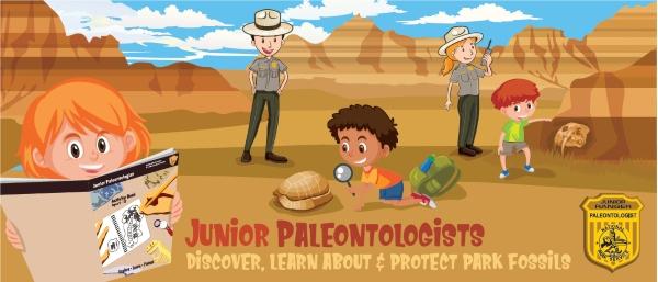 Virtual Junior Ranger books free National Parks