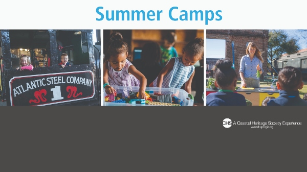 Summer Camps Coastal Heritage Society Savannah 2020