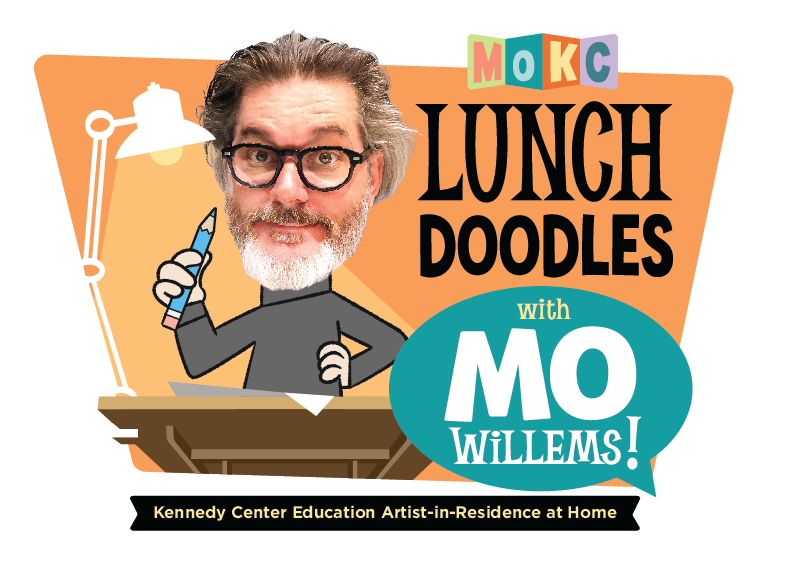 Mo willems lunch doodles