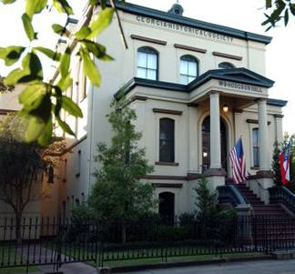 Georgia Historical Society Savannah At-Home Learning