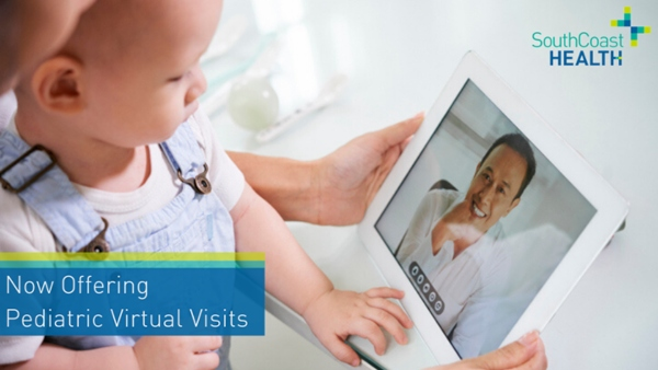 Virtual Visits Pediatricians Online SouthCoast Health Savannah