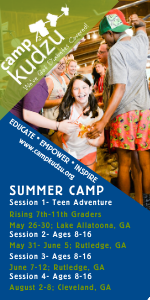 Camp Kudzu Summer Camp 2020