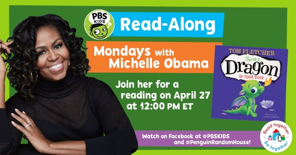 Read-ALong MIchelle Obama Online PBS Kids