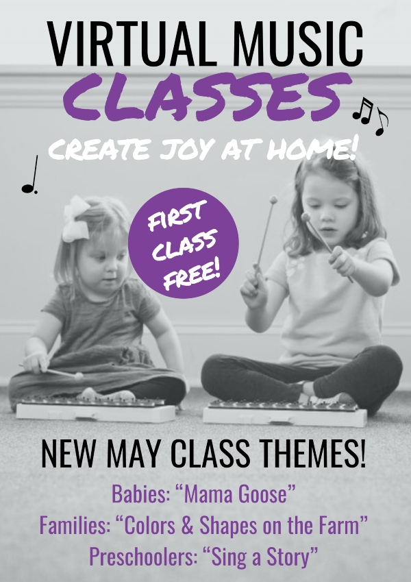 kindermusik savannah online virtual kids classes