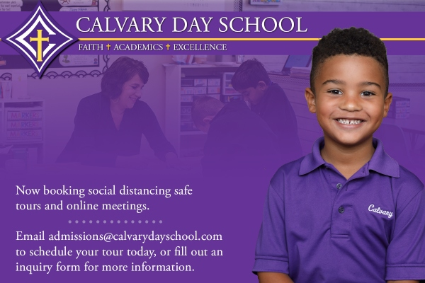 Savannah private schools Calvary Day School private affordable