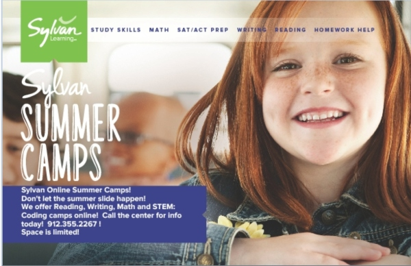 Summer Camps Sylvan Savannah online