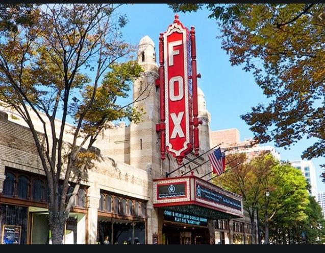 Fox Theater Atlanta virtual tours free