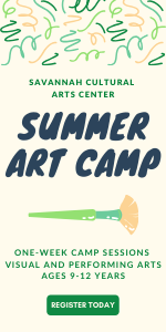 Savannah Summer Art Camp 2020