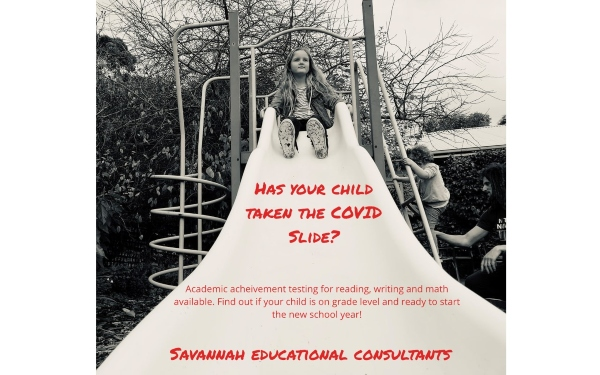 COVID Slide tutoring Savannah Educational Consultants