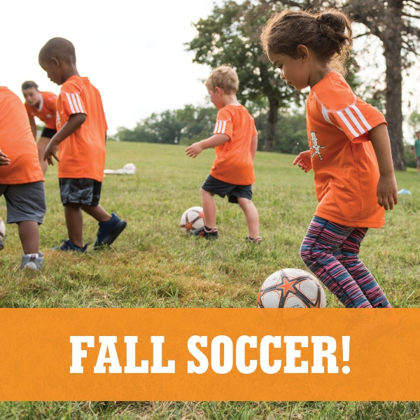 Soccer Shots Fall Soccer 2020 Savannah kids