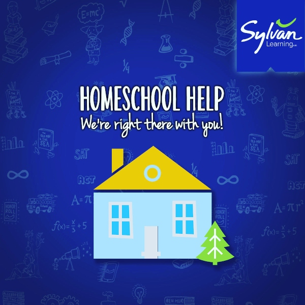 Sylvan Learning Center tutoring Homeschool help remote learning Chatham County