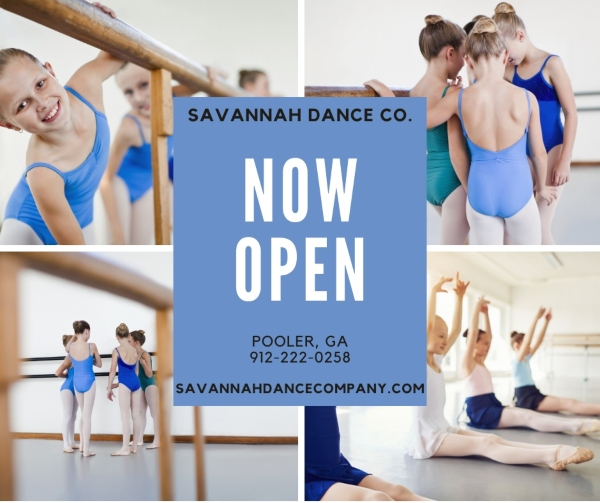 Savannah Dance Co. ballet Pooler Georgia Chatham County