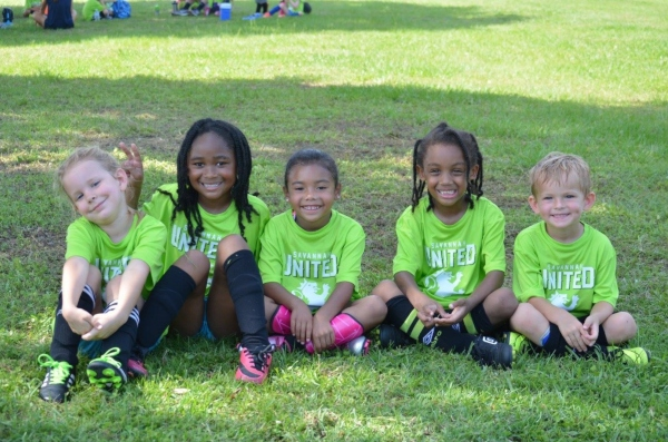Savannah soccer Savannah United youth kids Chatham County