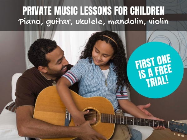 Kindermusik Savannah private music lessons for children