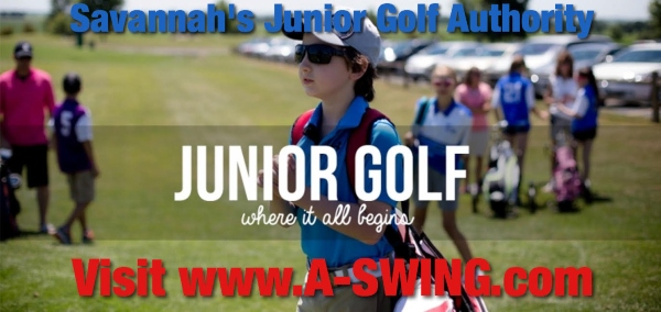 Junior Golf Savannah kids Chatham County Pooler lessons