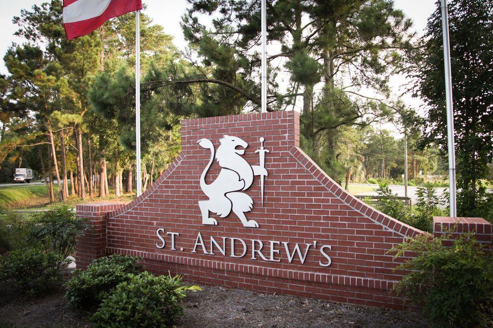St. Andrew's School Savannah preK kindergarten Wilmington Island