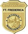 Fort Frederica Junior Ranger National Monument