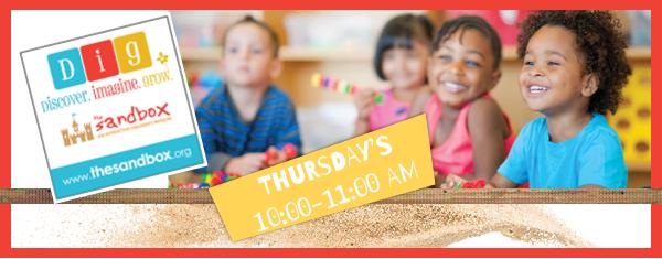 Sandbox Children's Museum Hilton Head Bluffton