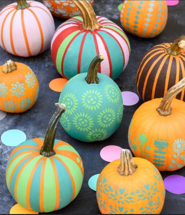 Pumpkin Painting Georgetown Savannah 2020 Halloween Bloom Grow Open Market