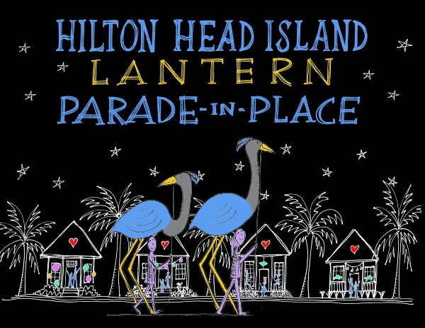 Hilton Head Island Lantern Parade 2020 holidays