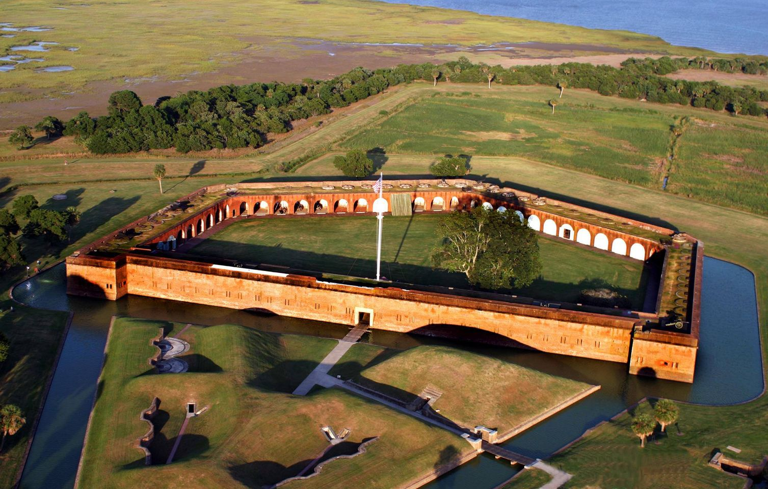 Fort Pulaski Free Admission Day Savannah Nov. 11 Veterans Day free events