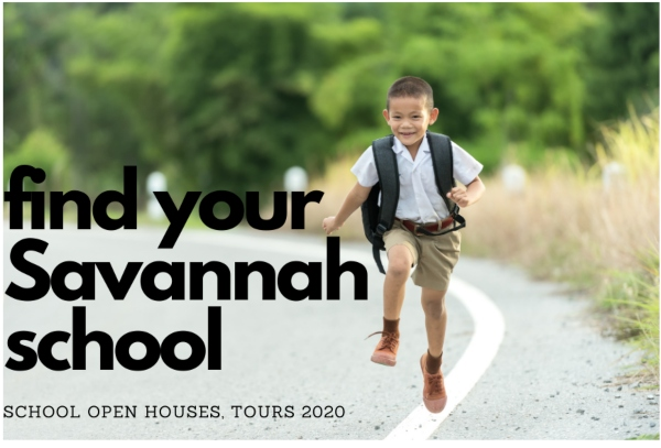 Savannah schools open houses tours