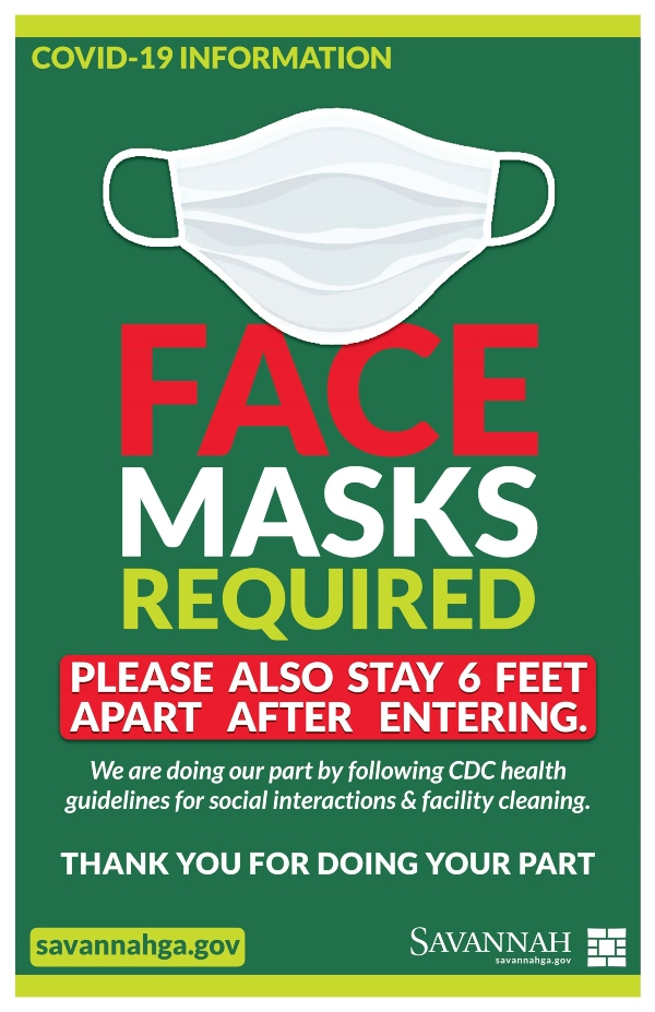 COVID-19 complacency masks Savannah Chatham County SouthCoast Health